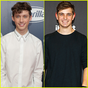 Troye Sivan Performs a New Song at Coachella with Martin Garrix!