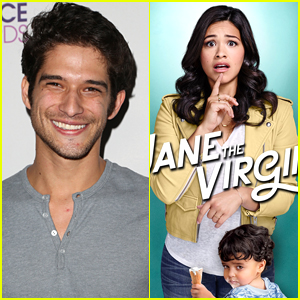 Tyler Posey is Guest Starring on 'Jane The Virgin'!