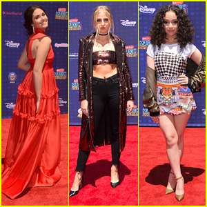 Ronni Hawk, Veronica Dunne & Kayla Maisonet Were Stunning at RDMAs 2017!