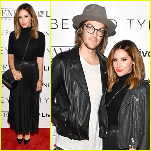 Ashley Tisdale & Husband Christopher French Raise Awareness For Type 1 Diabetes at Beyond LA Cocktail Party