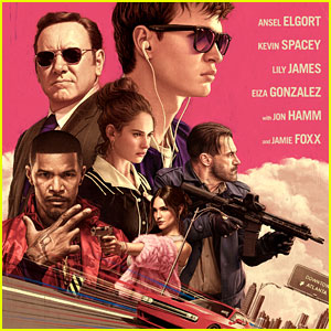 Ansel Elgort Jams Out to a 'Killer' Soundtrack in New 'Baby Driver' Motion Poster