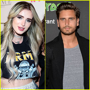 Bella Thorne Says Cannes 'Isn't for Me' After Scott Disick Seen with Another Woman