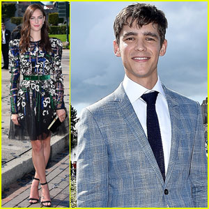 Brenton Thwaites' Long 'Pirates of the Caribbean' Hair is Gone