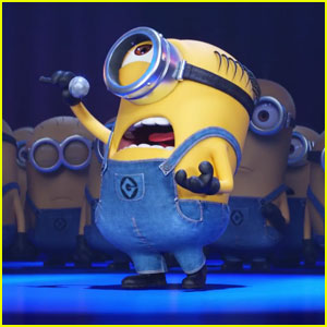 Minions Take The Stage in This New 'Despicable Me 3' Clip - Watch Now!