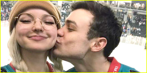 Dove Cameron & Thomas Doherty's Relationship Timeline