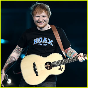 Ed Sheeran Performs at BBMAs Live from Santiago, Chile - Watch Now!