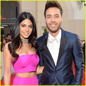Shadowhunters' Emeraude Toubia Dishes On How She & Prince Royce Make It Work