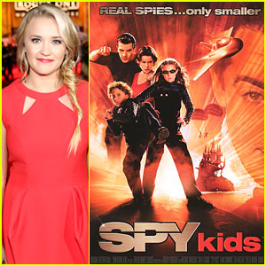 Emily Osment Would 'Absolutely' Do a 'Spy Kids' Revival Movie