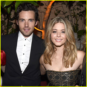 'Pretty Little Liars' Star Ian Harding Recalls Being Surprised by Sasha Pieterse's Age When They First Met