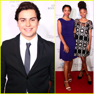 Jake T. Austin Suits Up Sharp For The LA Boys & Girls Club Benefit Dinner
