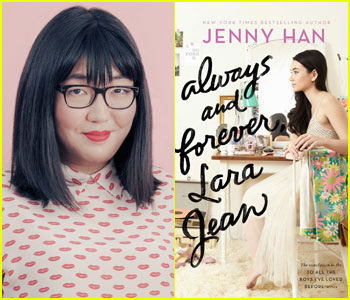 'Always and Forever, Lara Jean' Author Jenny Han Talks Bringing Her Story Full Circle