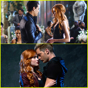 Katherine McNamara Weighs In On 'Shadowhunters' Clace & Climon Love Triangle
