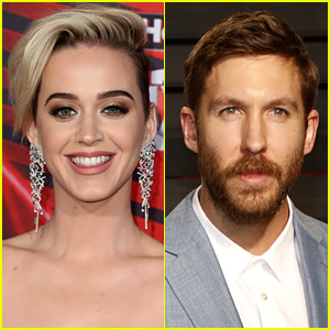 Katy Perry Is Collaborating with Calvin Harris!