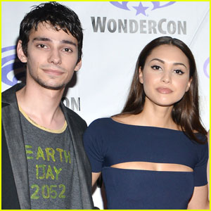 Lindsey Morgan Talks Devon Bostick's '100' Exit: 'He Was My First Friend on the Show'