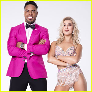 Emma Slater & Rashad Jennings Quickstep DWTS Season 24 Week 8 Semi-Finals