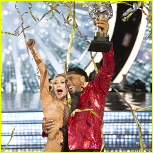 DWTS Winner Rashad Jennings Has Amazing Plans For His Mirrored-Ball Trophy