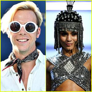 Riker Lynch Thinks Vanessa Hudgens Stole the Billboard Music Awards 2017