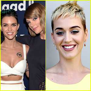 Katy Perry's Music Slammed By Taylor Swift's Friend Ruby Rose