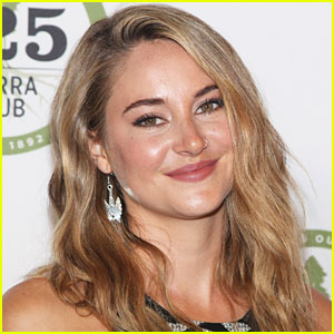 Shailene Woodley Has A Surprise In Store For Her Next Red Carpet Event