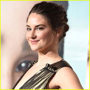 Shailene Woodley Thinks We Should All Listen to This Throwback Song