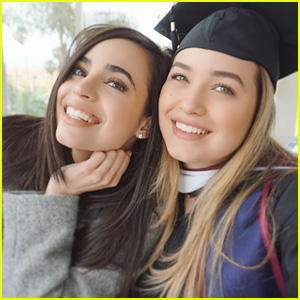 Sofia Carson Gushes All Over Sister Paulina Char As She Graduates College