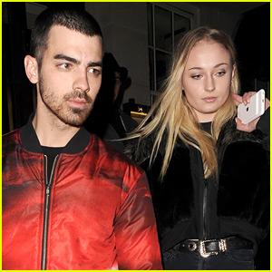 Sophie Turner & Joe Jonas Understand Each Other, She Says