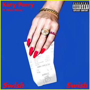 Katy Perry Just Dropped Her New Song 'Swish Swish'!