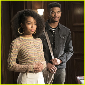 First Look at 'black-ish' Spinoff with Yara Shahidi & Trevor Jackson is Tonight!