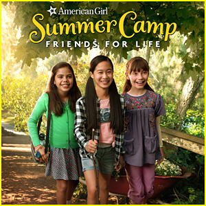 New 'American Girl Story: Summer Camp' Movie Is on Amazon Now!