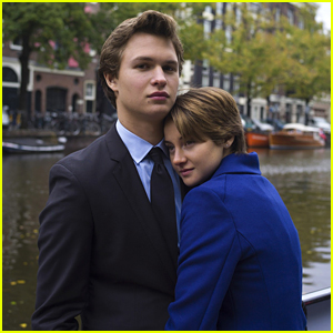 Ansel Elgort Got Nostalgic When Talking About 'The Fault in Our Stars'