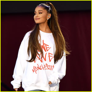 Ariana Grande's New Bee Tattoo for Manchester is So Powerful; See What It Symbolizes