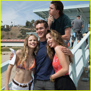 Bella Thorne & Halston Sage Are Frenemies in 'You Get Me' - Watch the Trailer! (Exclusive)