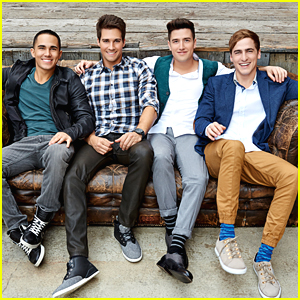 James Maslow & Carlos PenaVega Have a Mini-Big Time Rush Reunion in Hawaii!