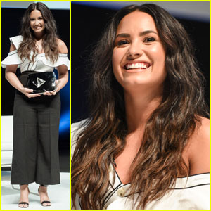 Demi Lovato Wishes She Didn't Start Her Career at Such a Young Age