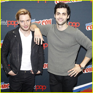 Dominic Sherwood Dishes On Jace & Alec's True Soulmate Relationship on 'Shadowhunters'