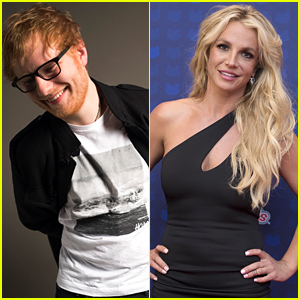 Ed Sheeran Covered Britney Spears' 'Hit Me Baby One More Time' & It's The Best Thing!