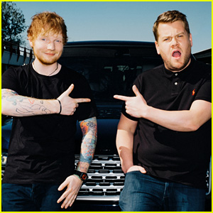 Ed Sheeran Sings His Hits & Tells Funny Stories for 'Carpool Karaoke' (Video)