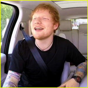 Ed Sheeran Takes On Carpool Karaoke - Watch First Look Here!
