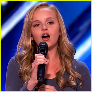 Evie Clair Performs Emotional Version of 'Arms' for 'America's Got Talent' Audition