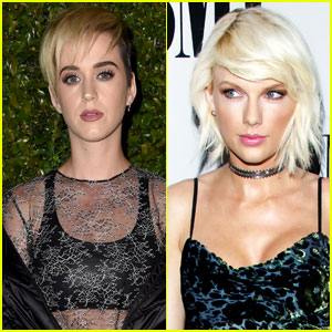 Katy Perry Tells Her Side to the Taylor Swift Feud