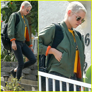 Kristen Stewart Spends Some Time With Friend Alicia Cargile