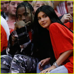 Kylie Jenner & Travis Scott Really Just Got Matching Tattoos, That Happened