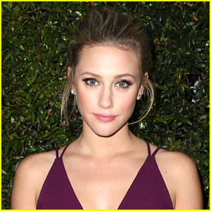 Lili Reinhart Has Some Biting Words About President Trump's Plan for the Planet