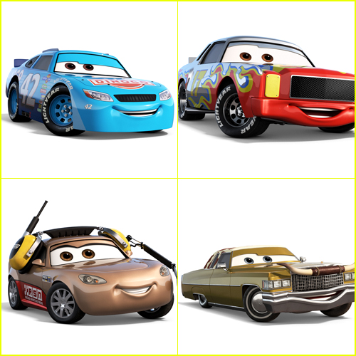 'Cars 3′: Meet All The Cars Characters Here!