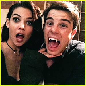 Nathaniel Buzolic Says Danielle Campbell Is 'Just So Easy To Kiss!'