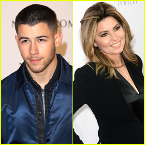 Nick Jonas is Absolutely Obsessed With Shania Twain's New Album