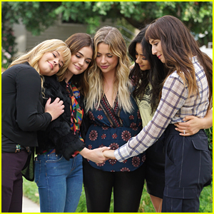 The 'Pretty Little Liars' Series Finale Could've Been So Much Different, Troian Bellisario Says