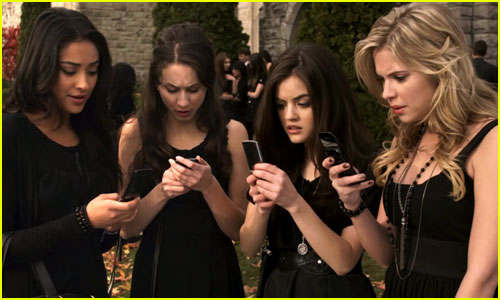 Pretty Little Liars: Who Killed Charlotte?