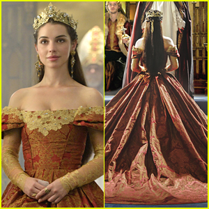 Adelaide Kane Reveals Her Absolute Favorite Costumes on 'Reign' (Exclusive)