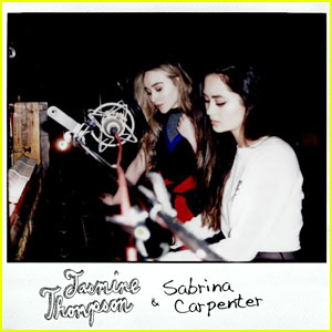 Sabrina Carpenter & Jasmine Thompson's Full 'Sign of the Times' Cover & Video Are Here -- Watch Now!
